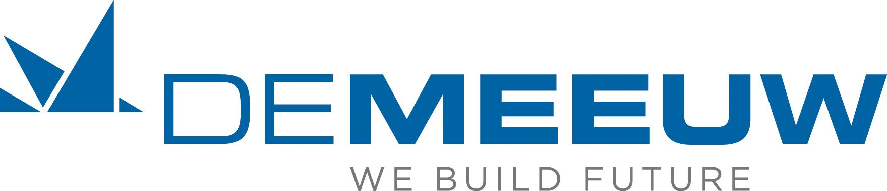 De Meeuw We Build Future logo A RGB 3 0